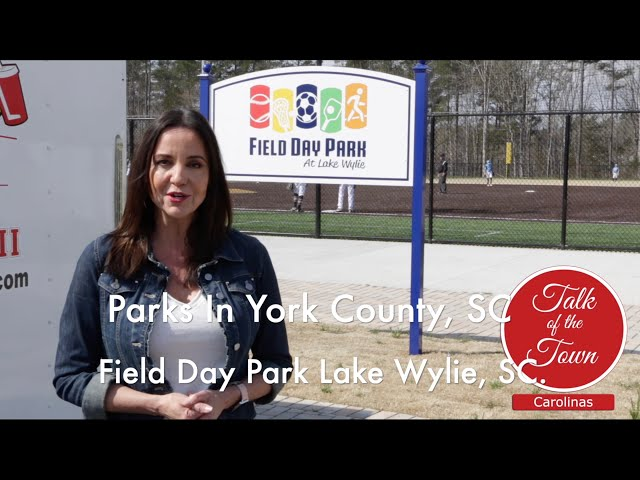 Check Out York County's Field Day Park In Lake Wylie
