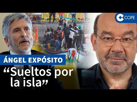 """Inmigrantes en Canarias: """"En edad militar y con el pasaporte recién expedido"""""""
