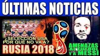 ÚLTIMAS NOTICIAS 🏆 ⚽ Mundial Rusia 2018 🏆 Lionel Messi