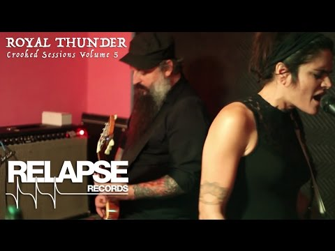 ROYAL THUNDER - Crooked Sessions : Volume 5 - Outro