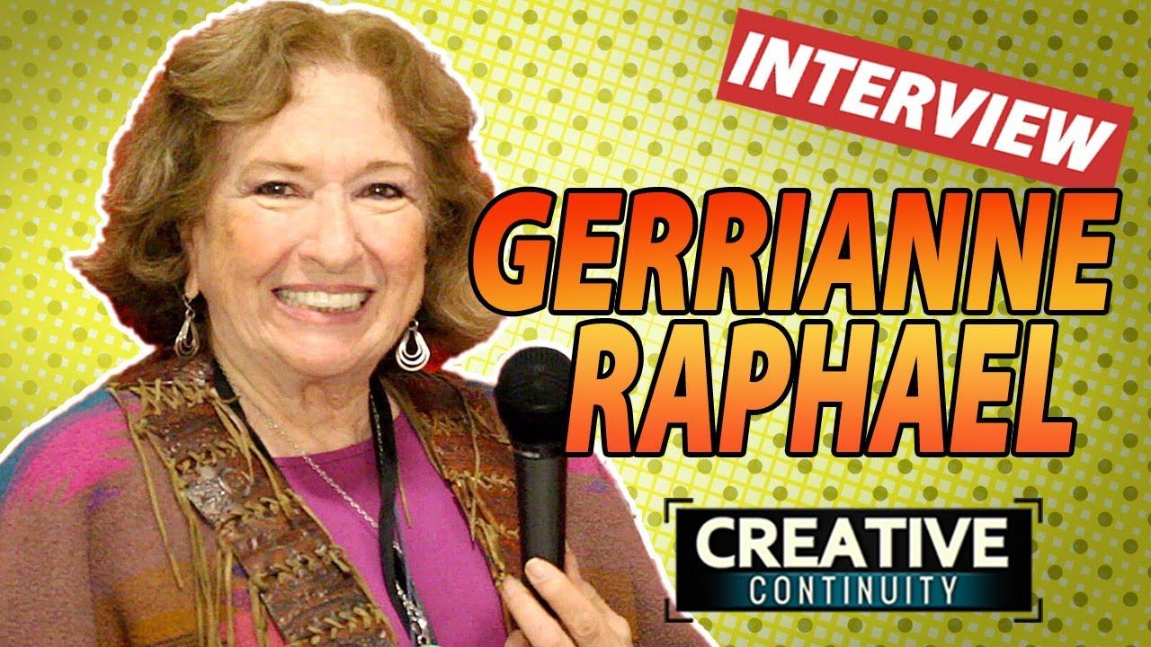 Gerrianne Raphael