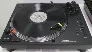 HIGH END 2019 Technics SL-1210MK7 | FONO.DE SG Akustik HiFi Studio