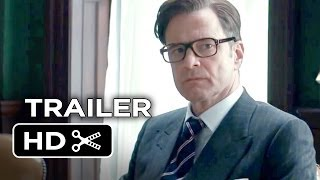 Kingsman: The Secret Service Official Trailer #1 (2015) - Colin Firth, Samuel L. Jackson Movie HD