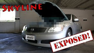 2007 Nissan Skyline - Exposed!
