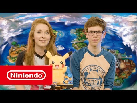 Pokémon Sun & Pokémon Moon Trainer Guide Episode 3 – Catching Pokémon