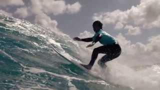 Nixon Surf Challenge 2012 La Graciosa BONUS EDIT  [KornerTV]