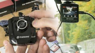 Transcend DrivePro DP 220 Review Footage thumbnail