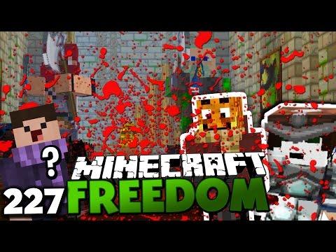 XAROTHS THRONSAAL! & PURES CHAOS! ✪ Minecraft FREEDOM #227 | Paluten