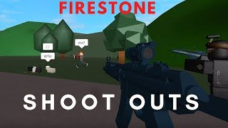 ROBLOX | Firestone DHS Pursuit of Gang Member / Shootout