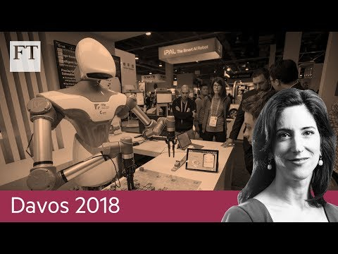 AI and robotics challenge businesses