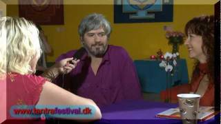 Interview (part 1) with Mihai and Adina Stoian at the TantraFestival in Copenhagen September 2011