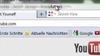 Firefox Adblocker auf bestimmten Seiten deaktivieren (DE/GERMAN)
