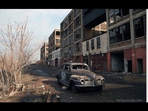 Bankrupt: Today Detroit, Tomorrow the world?