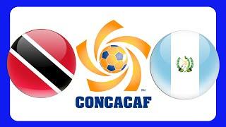 TRINIDAD & TOBAGO GUATEMALA CONCACAF GOLD CUP 2015 +++ GERMAN