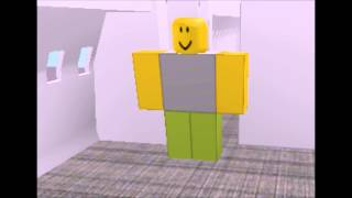 Airline Safety Video - a ROBLOX short film