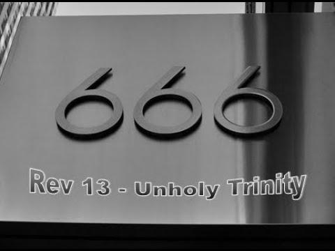 30 Aug 2020 Revelation 13 - Unholy Trinity: a Parody