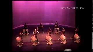 San Jose Taiko presents Rhythm Spirit 2014: Rhythm Journey Comes Home