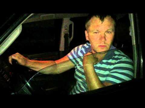 Пьяный инспектор ДПС пойман НОЧНЫМ ПАТРУЛЕМ Самара