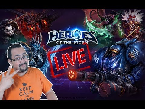 🔴 LIVE HEROES OF THE STORM TEAM BORDEL AU RAPPORT !!! ROAD TO 13k !!!