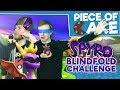 SPYRO BLINDFOLD CHALLENGE - Piece of Cake