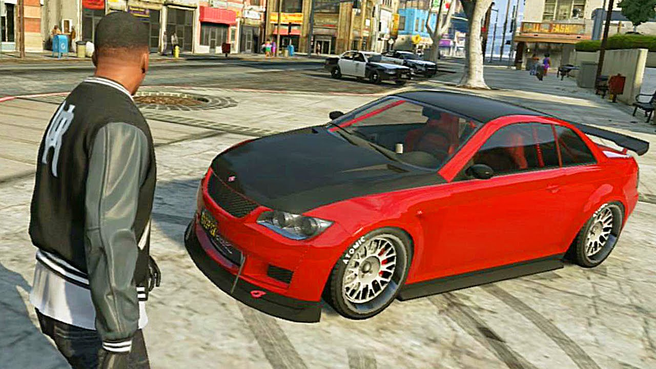 Grand Theft Auto V - Customizing Ubermacht Sentinel XS and ... Ubermacht Sentinel Xs Gta 5 Location