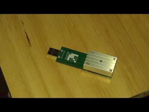 GekkoScience Newpac USB Bitcoin Miner - (BITCOIN LOTTO!)