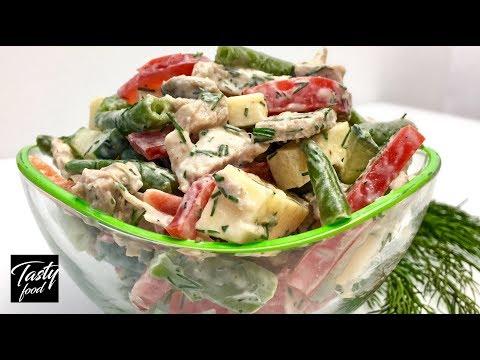 Диетический салат из свеклы и капусты. Рецепт от турецкой свекрови.из YouTube · Длительность: 5 мин46 с