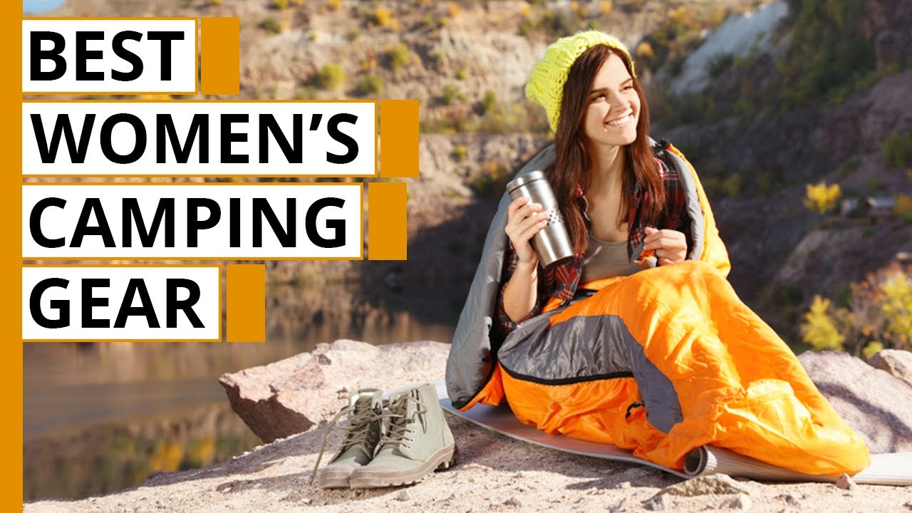 Must Have Camping & Hiking Essentials for Women