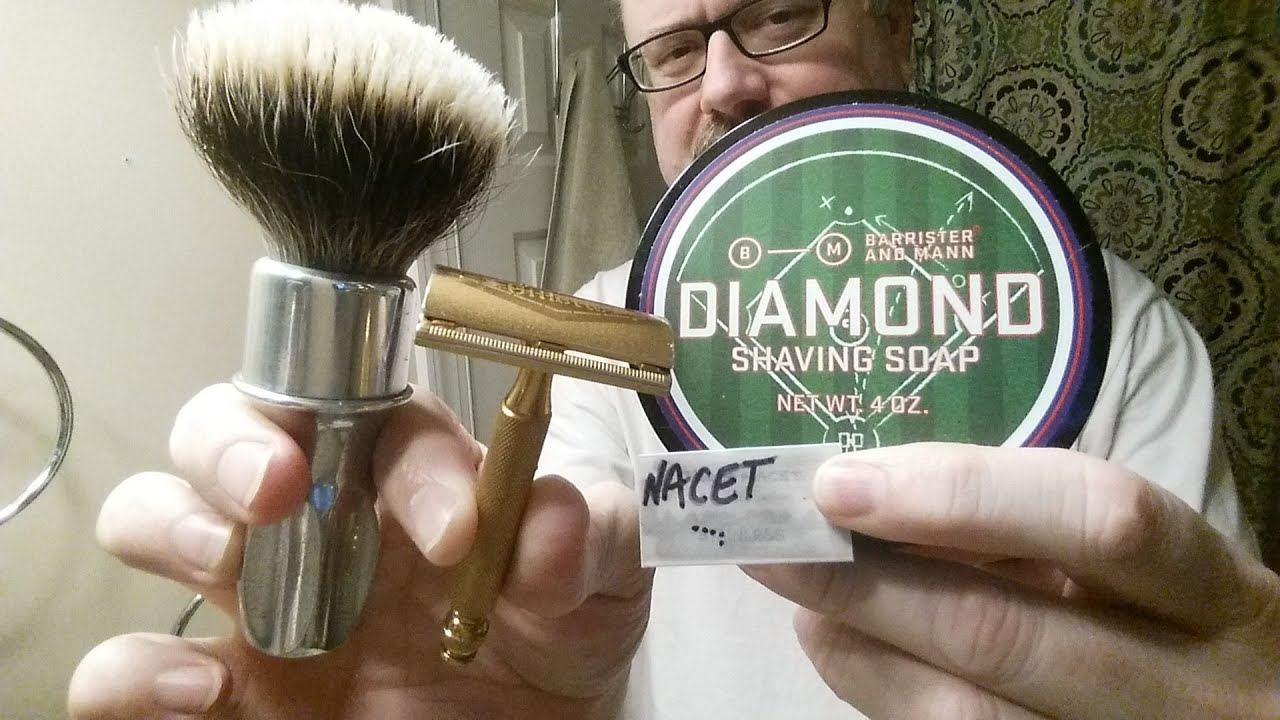 Just A Shave: Gillette Tech Ball 55 - Gillette Nacet (6