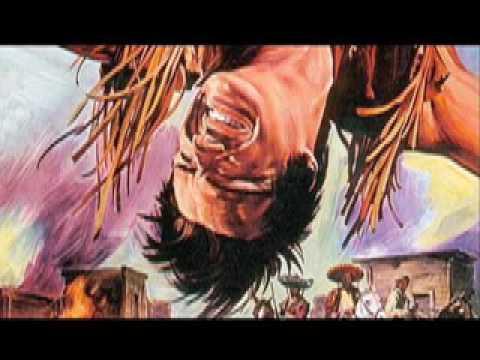 """ENNIO MORRICONE -""""Navajo Joe"""" (1966)"""