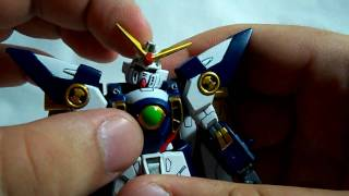 Gundam Review: 1/144 Wing Gundam