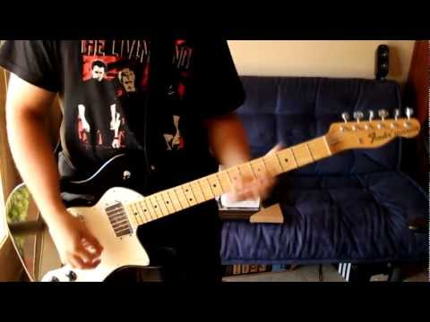 = Second Solution - The Living End - Guitar cover