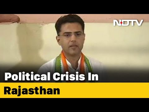 Sachin Pilot In Talks With BJP, Claims Support Of 19 MLAs, Say Sources