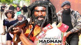 DANGEROUS MAD MAN SEASON 5- NEW MOVIE2019 LATEST NIGERIAN NOLLYWOOD MOVIE
