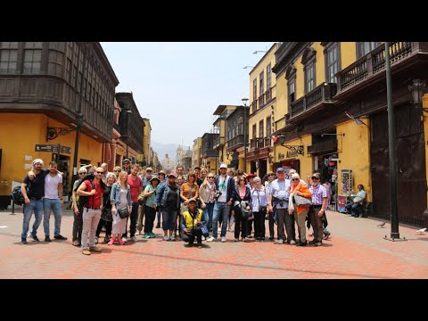 Original Lima Free Walking Tour, 2020