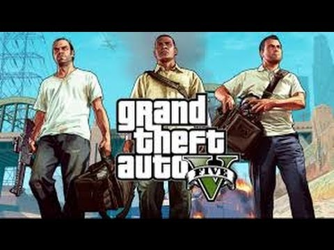 Grand Theft Auto 5 jobs hiest  Live Stream