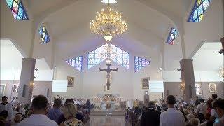 Konsekracja kościoła św. Hieronima w Starej Miłośnie (17 VI 2018 r.)