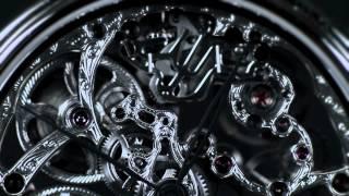 Collection Villeret | Squelette 8 jours
