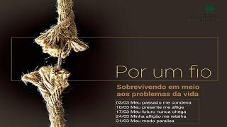 LIVE  IPMN  - TEMA : MEU PRESENTE ME AFLIGE.  REV. FÁBIO BEZERRA.