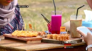 Nikmati Segar Buah Naga Di Gembul Kitchen   Net Yogya