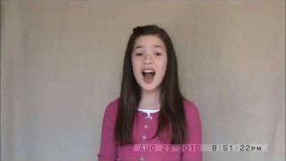 HL Vocal Hannah Katz
