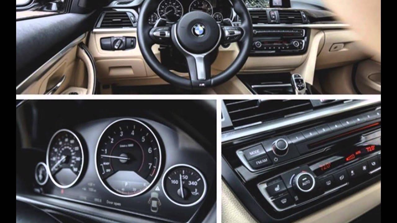 2016 BMW 435i Convertible Interior