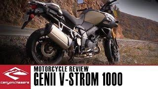 Suzuki V-Strom 1000 2014 Videos