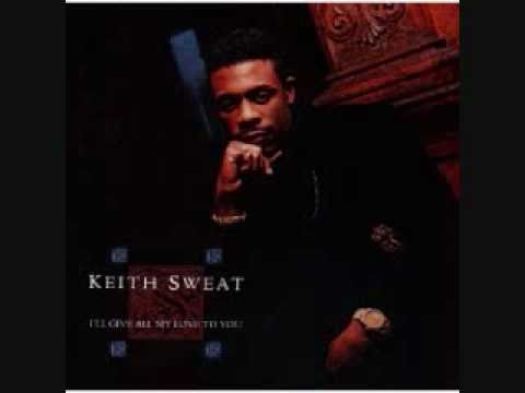 YOUR LOVE KEITH SWEAT