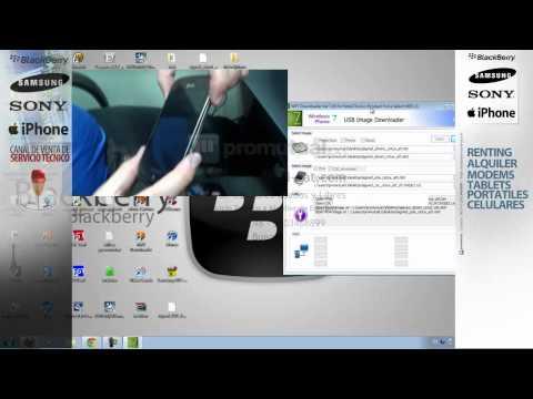 Samsung Focus SGH I917 -- Flashear y restaurar el sistema operativo Windows Mango 7.5