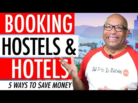 Booking Hostels And Hotels And Planning Your Trip On A Budget 2018 - 5 Tips To Save Your Money 💲 💰