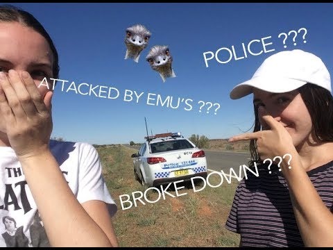 we broke down in broken hill??? - DEC 2017
