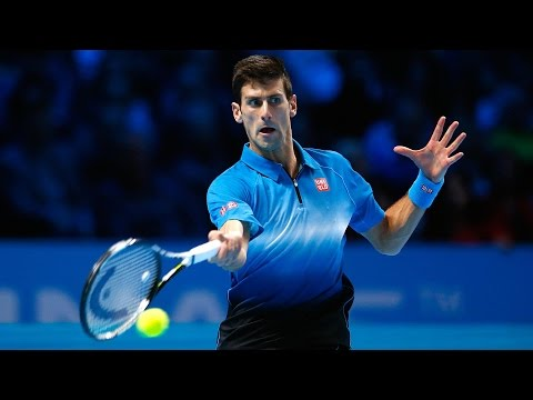 2015 Barclays ATP World Tour Finals - Djokovic v Federer final highlights