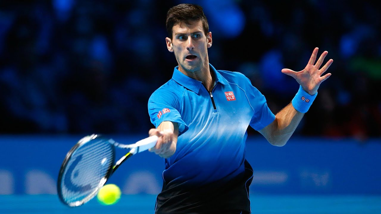 Federer Djokovic Atp World Tour Finals Highlights