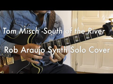 Tom Misch - South Of The River Synth Solo cover